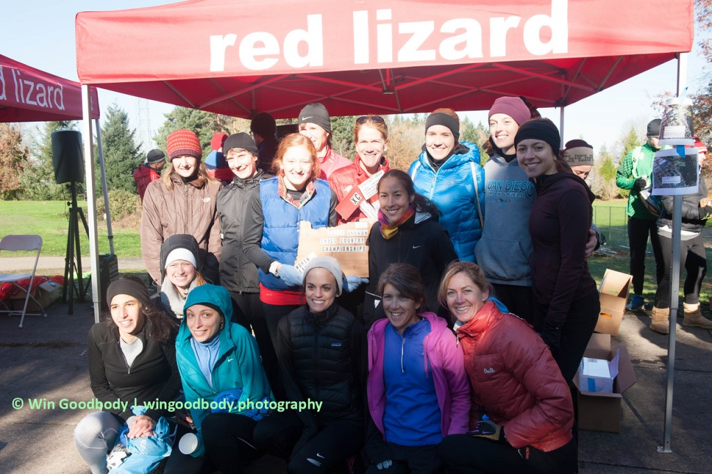 TRL ladies brought home the 2014 USATF-Oregon state title