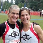 Kate and Wendy Terris at Clubs XC in Seattle in 2011