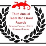 Lizards awards