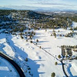Photo of River's Edge Golf Course, from VisitBend.com